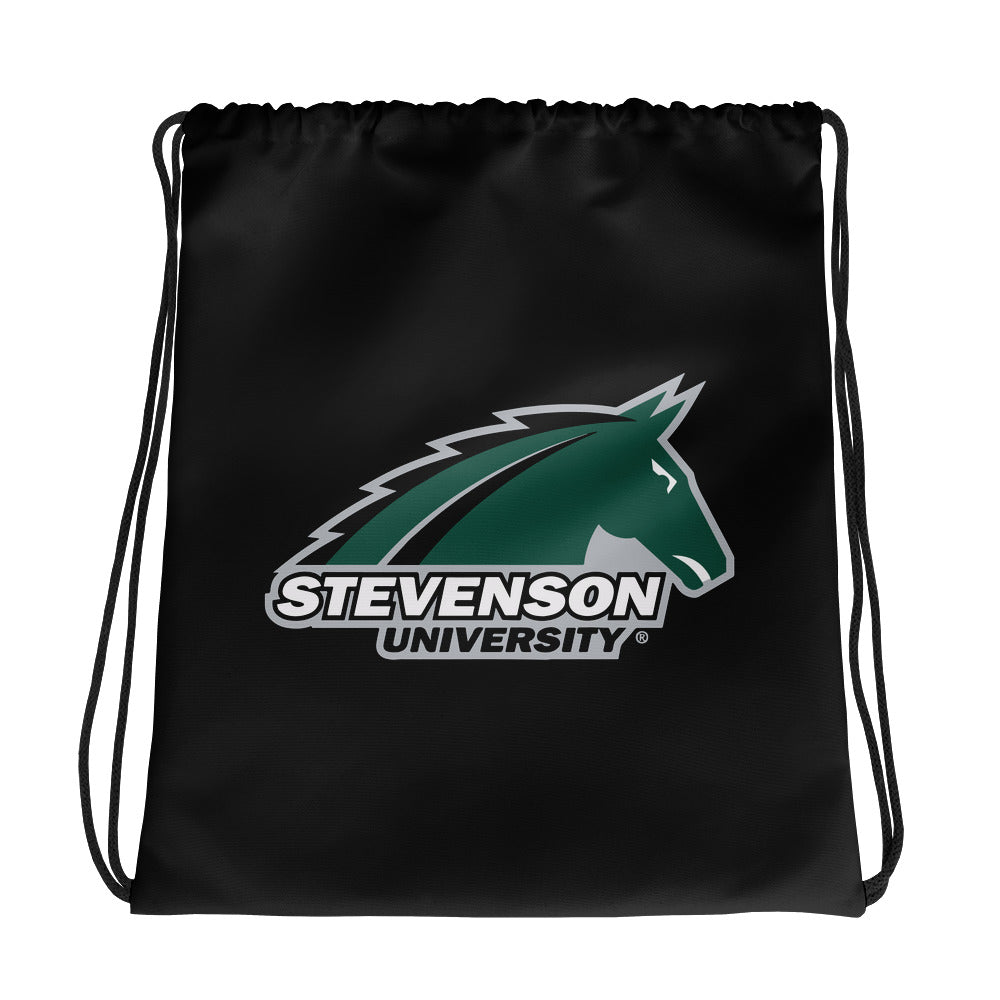 Stevenson University Drawstring bag