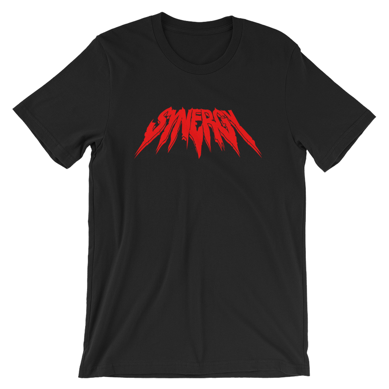 Synergy RED GRUNGE Shirt