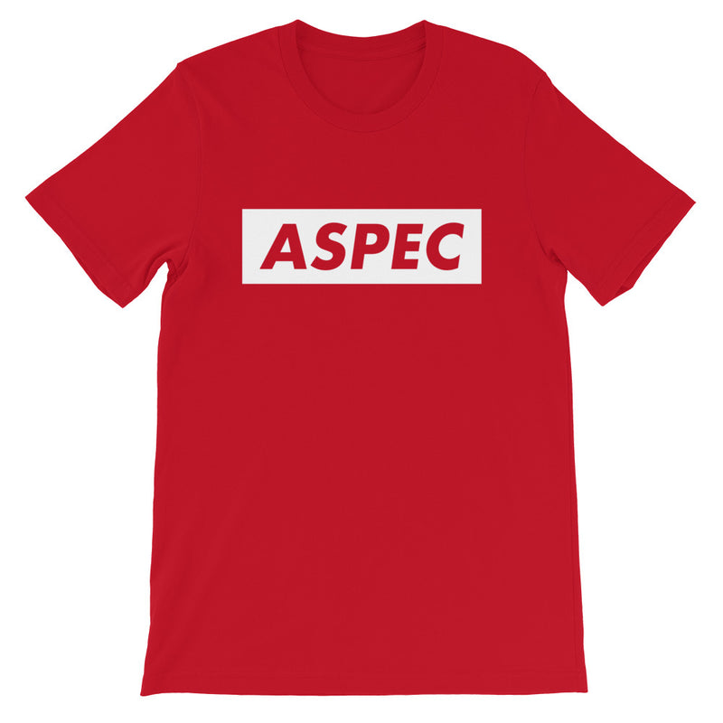 Aspec Logo Shirt White