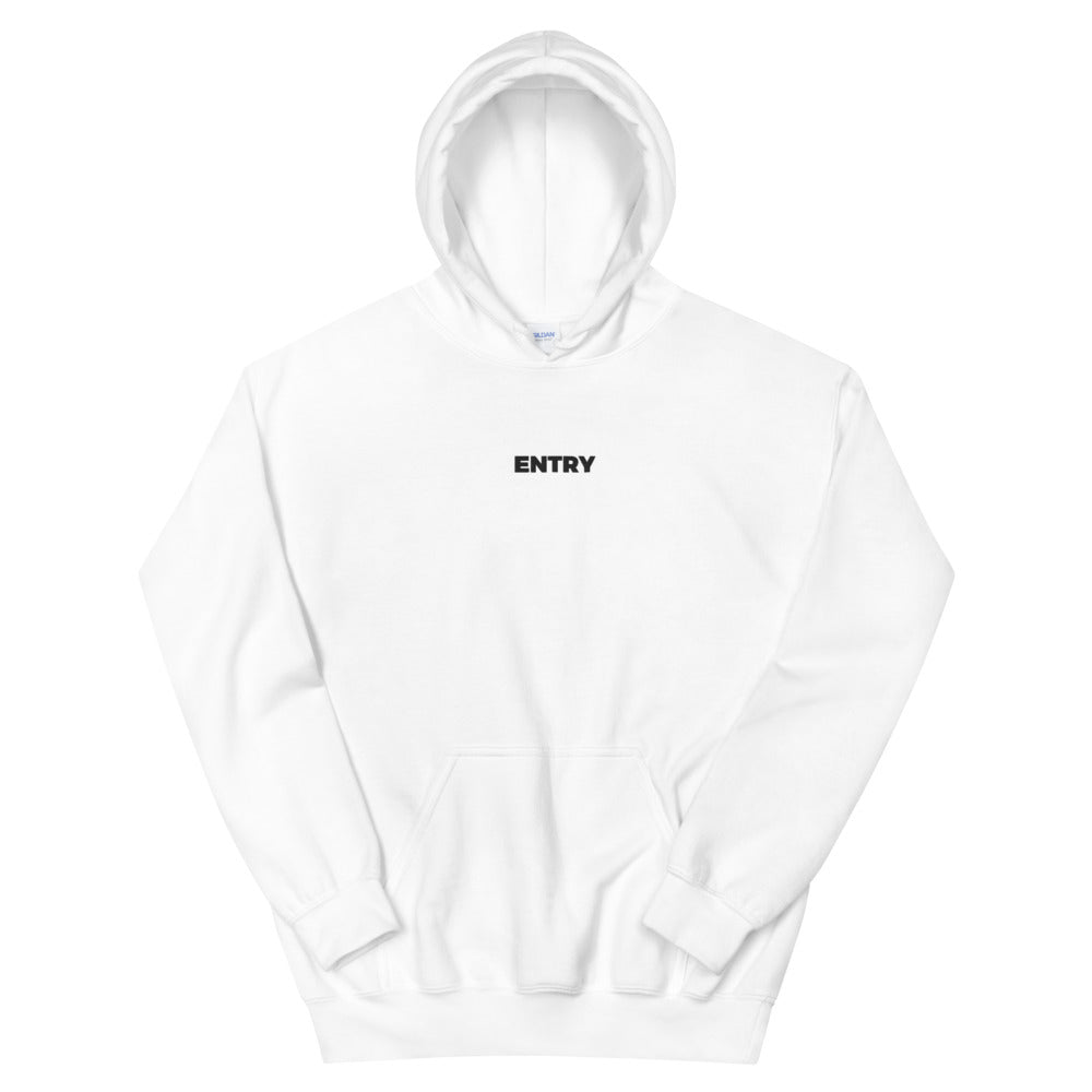 KYR Entry Embroidered Hoodie