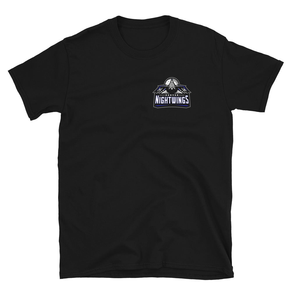 Denver Nightwings Logo Shirt