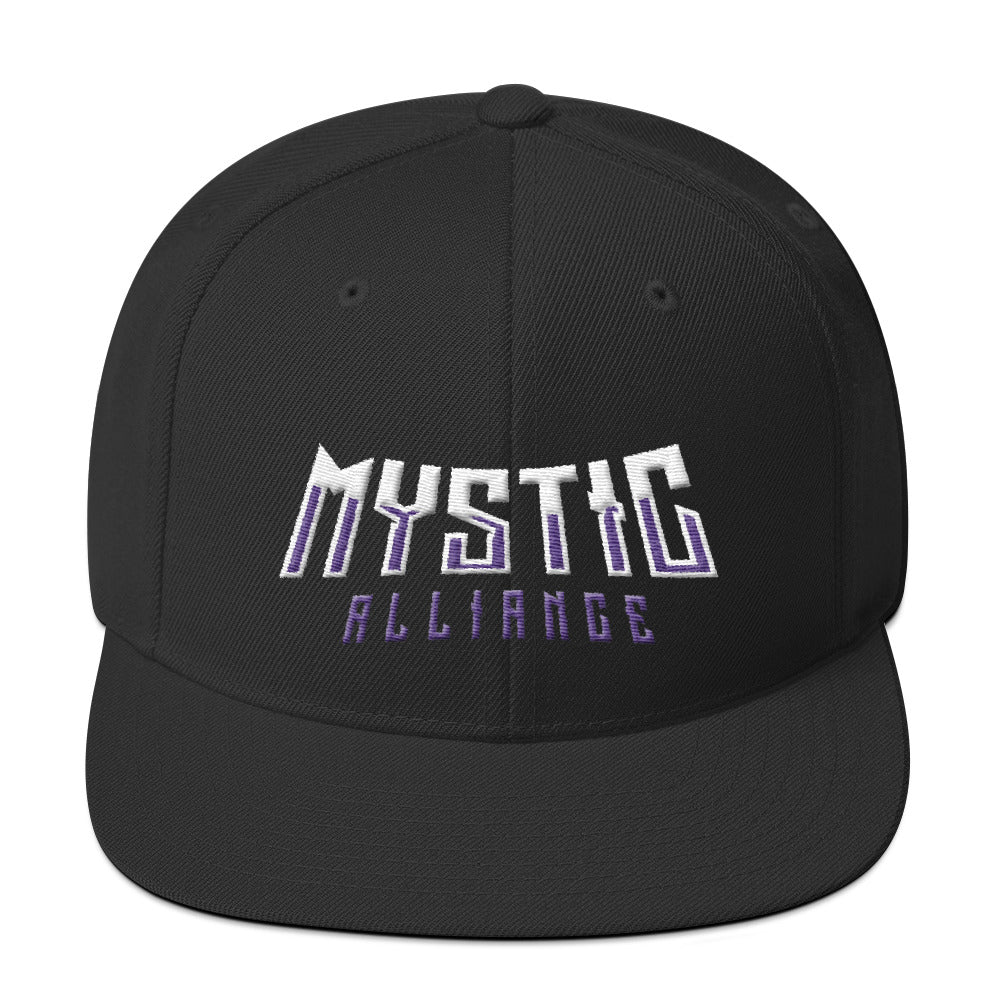 Mystic Alliance Logo Hat