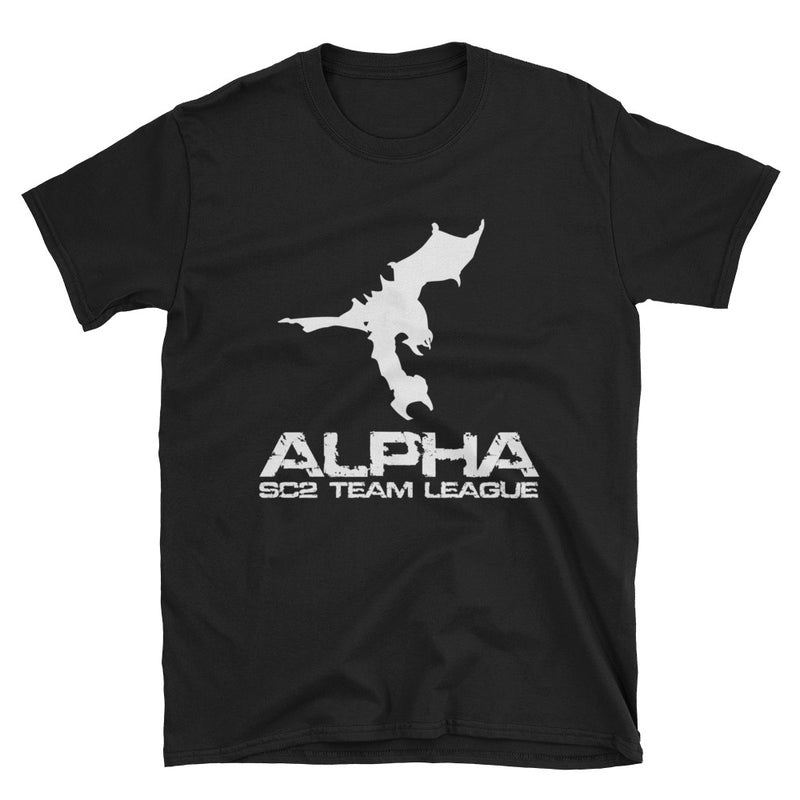 AlphaTL Stacked Logo Shirt - Custom