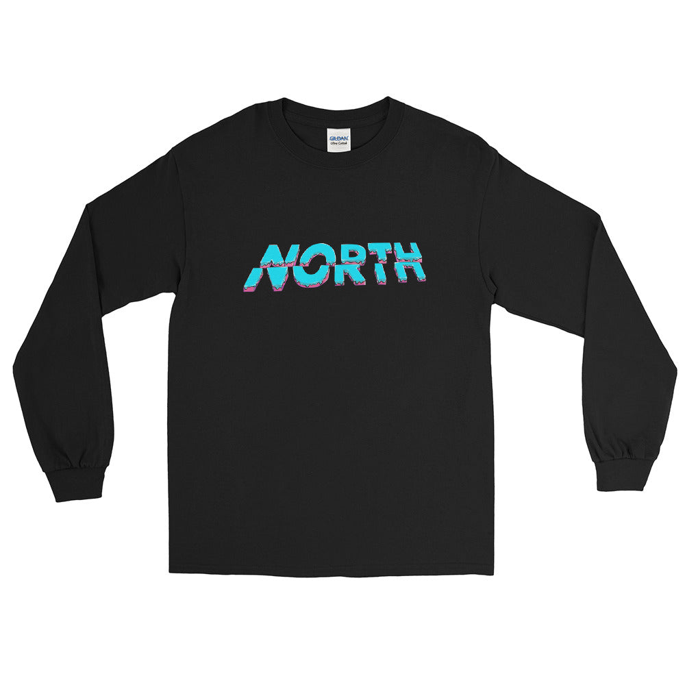 North Text Long Sleeve