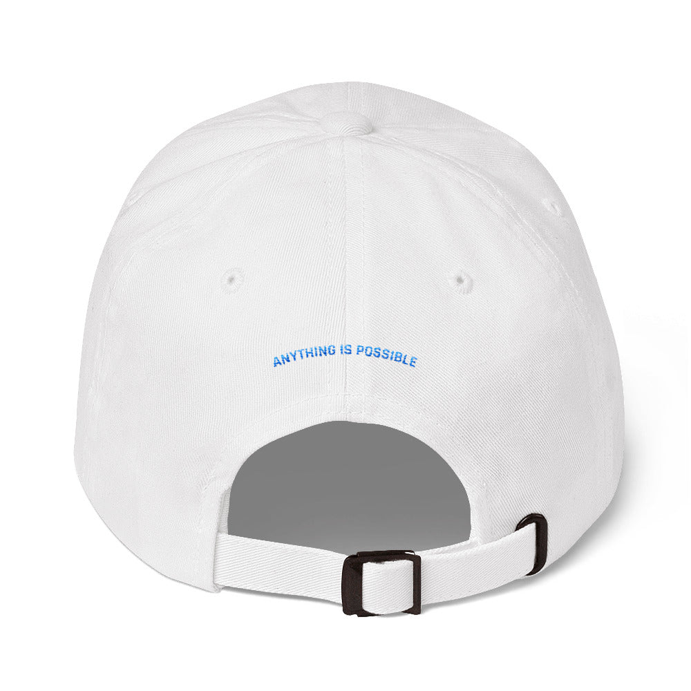 Possible White Dad Hat