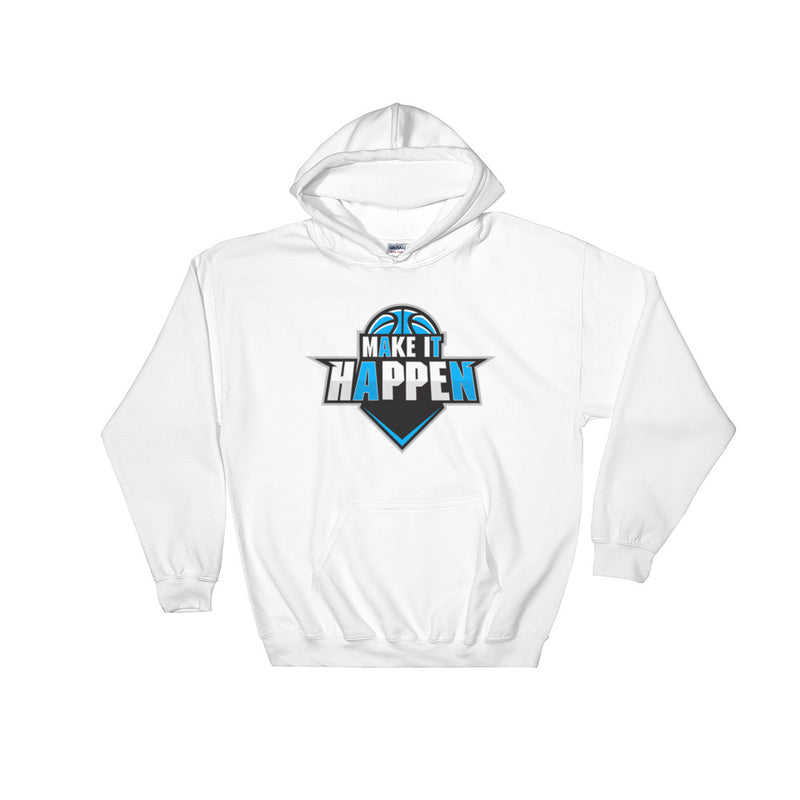 Make It Happen Alt Logo Hoodie