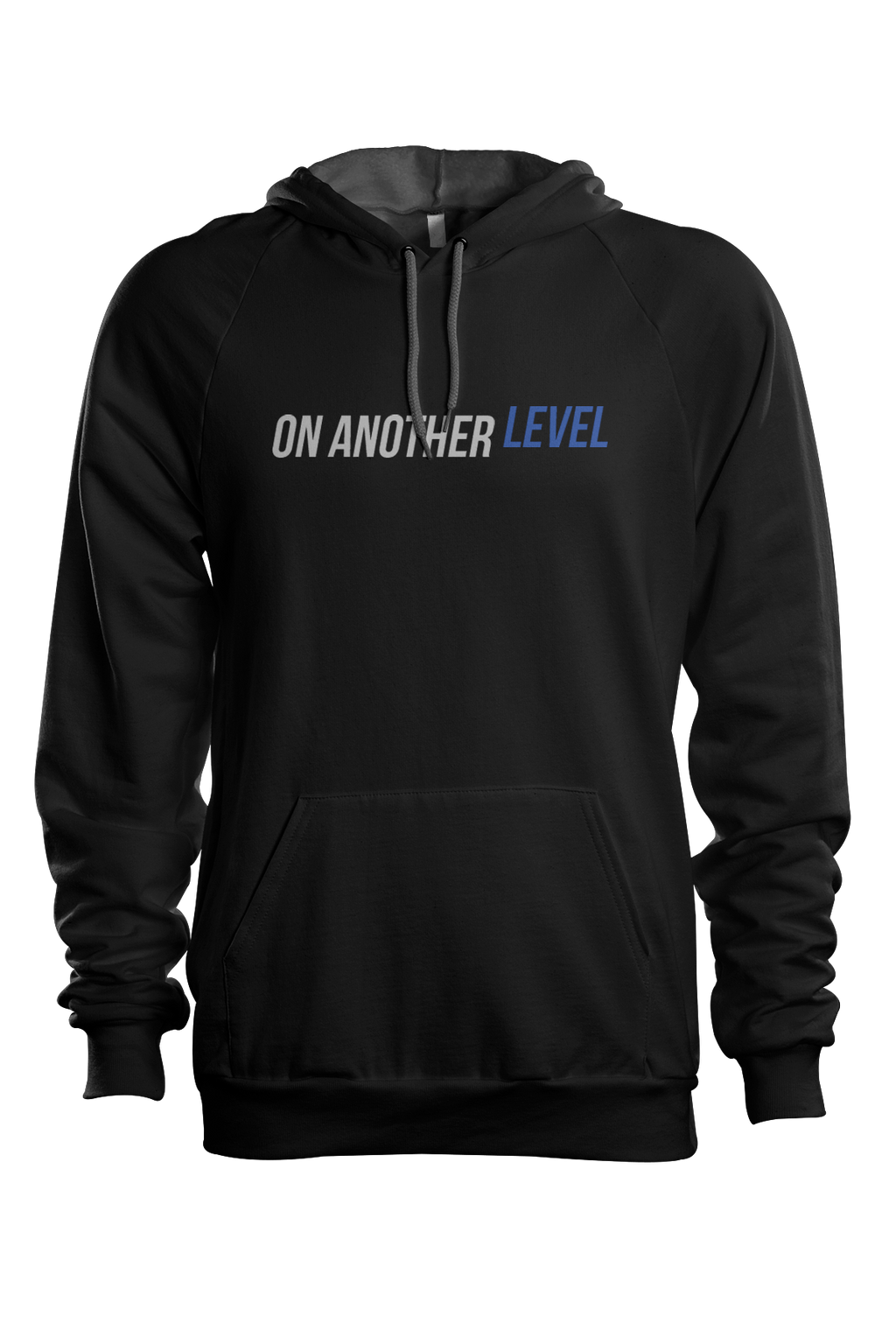 On Another Level Text Hoodie