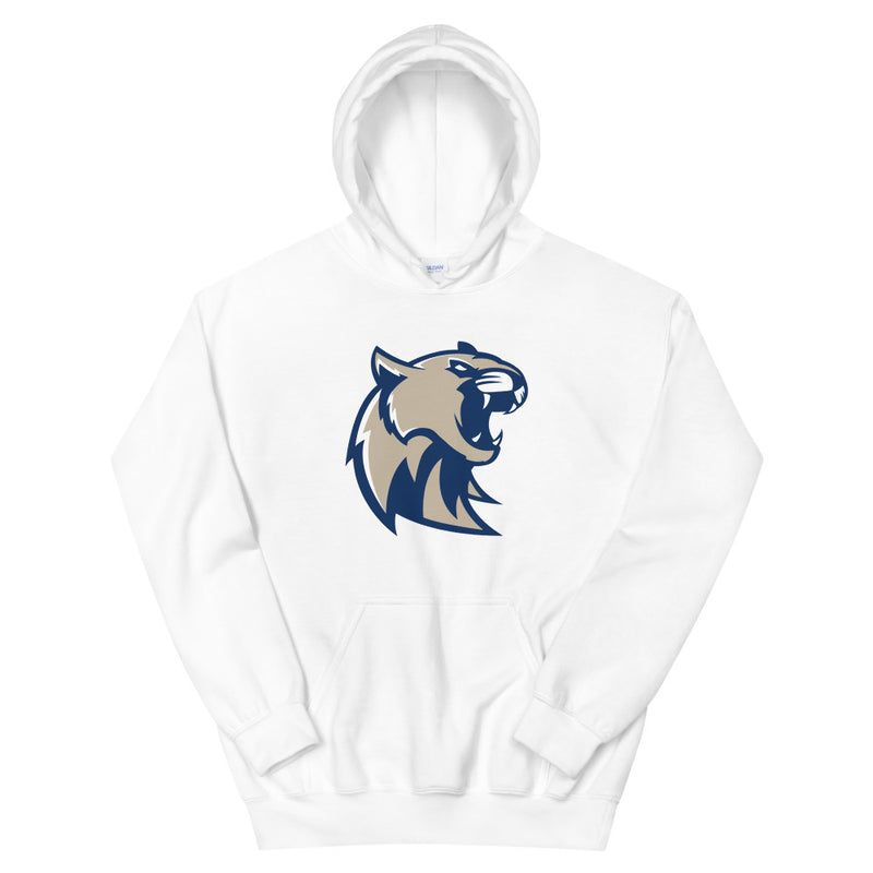 Chicago Cougars Logo Hoodie
