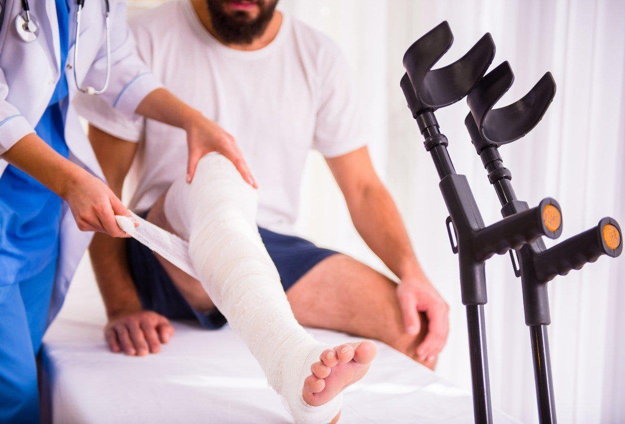 Getting Back to Work After an Ankle Sprain or Injury-Essential Wellness