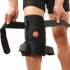 Essential Wellness hinged knee brace for travelling