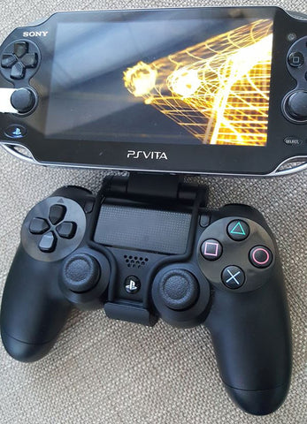 PS Vita dualshock 4 remote play