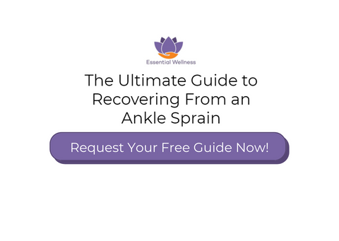 Ultimate Guide to Sprained Ankle Recovery Downloadable