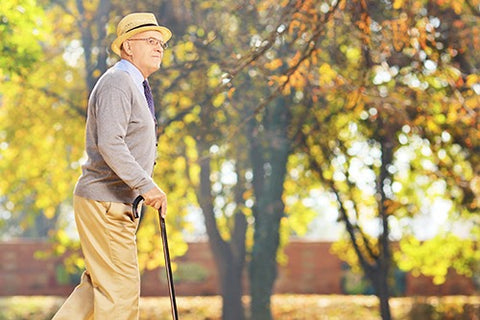 How a Folding Walking Stick Will Benefit Your Body