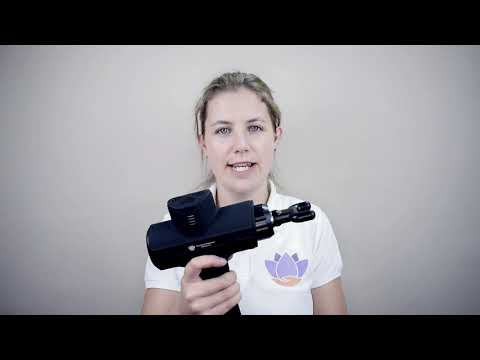 Muscle Massage Gun - Handheld Deep Tissue Sports Massage