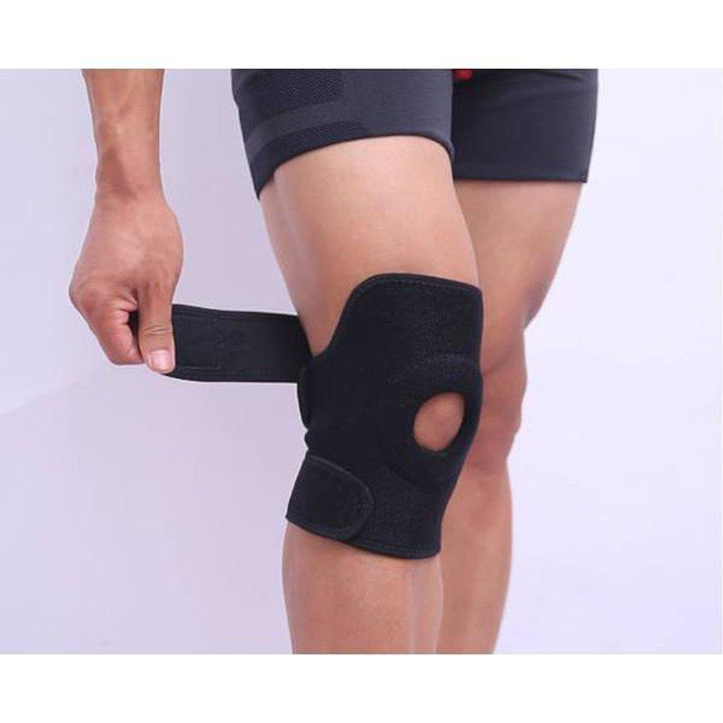5e5fe8ead2 Extra Large Knee Support, Adjustable Fit - More comfort for larger knees