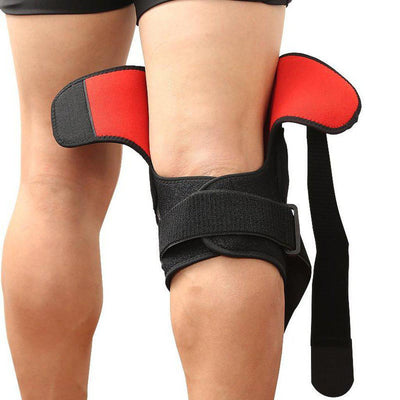 Hinged Knee Brace, Adjustable Fit - Rigid Protection & Support-Orthotics, Braces & Sleeves-Essential Wellness