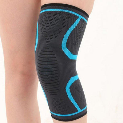 Knee Compression Sleeve, Breathable Support-Orthotics, Braces & Sleeves-Essential Wellness