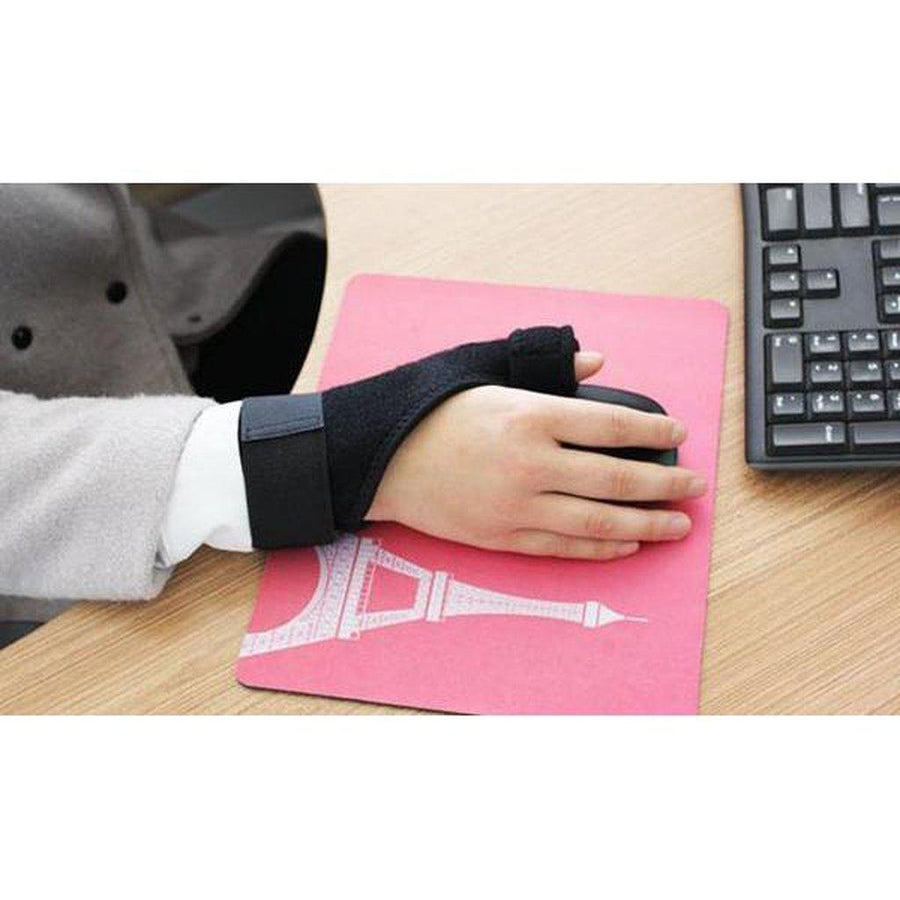 Thumb Supports with immobilising bar (Twin Pack, both hands)