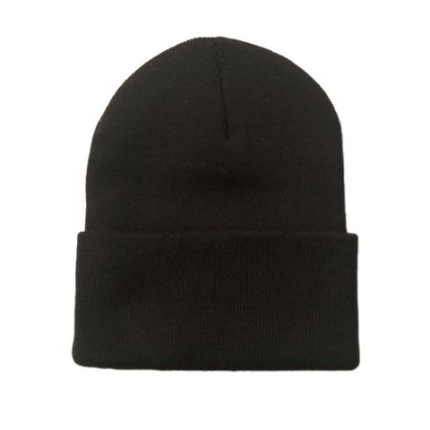 shinya jiro beanie black back