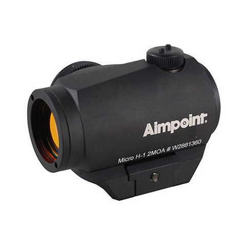 Aimpoint Micro H-1 2 MOA w/Standard Mount