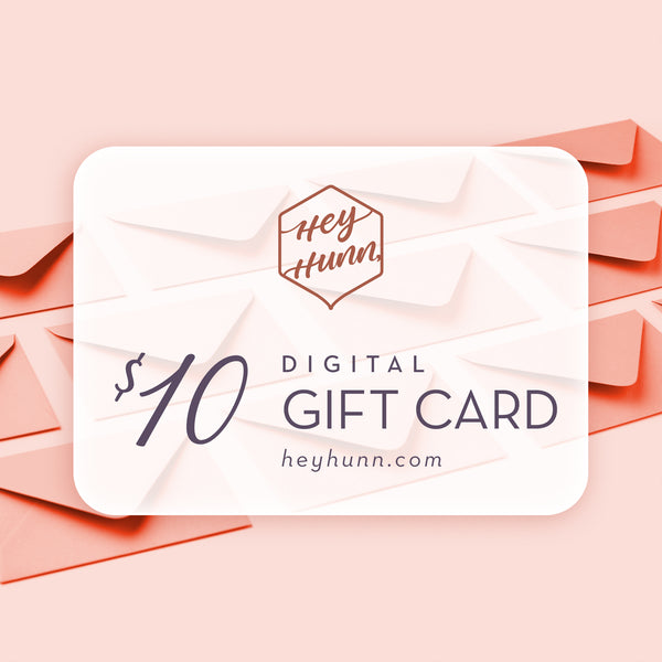$10 Digital Gift Card