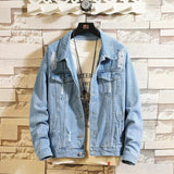 Blue Denim Jackets