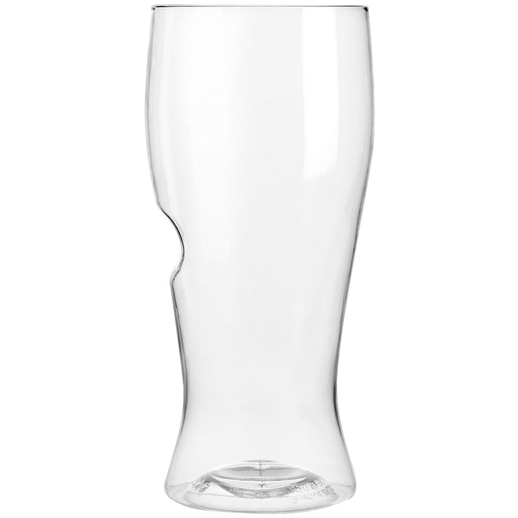 beer glass plastic good for parties, events and restaurants as unbreakable and doesn't shatter