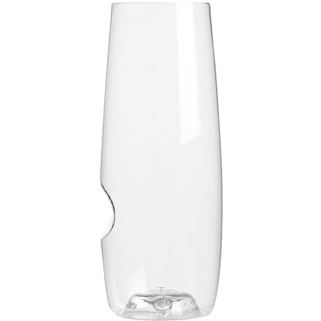 best plastic champagne flutes for parties and events outside unbreakable