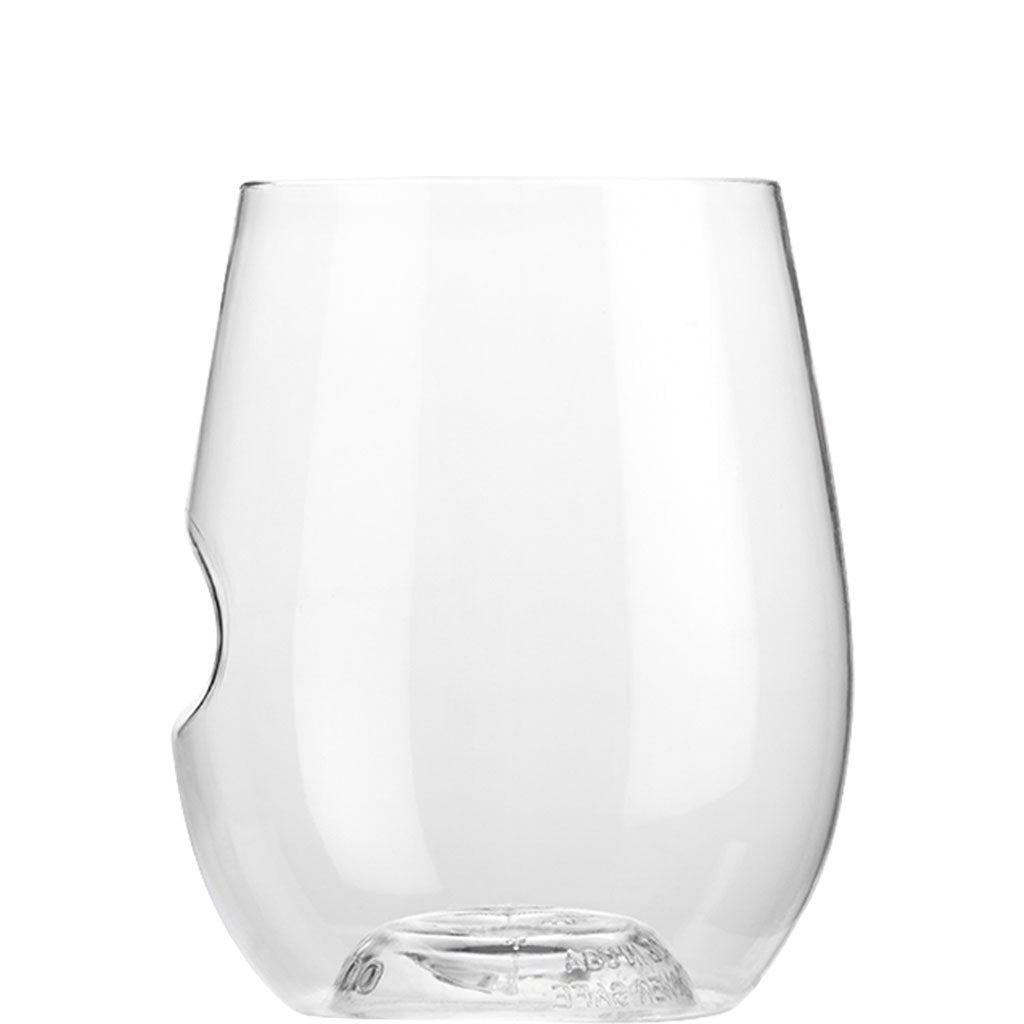 best plastic wine glasses premium style unbreakable and dishwasher safe