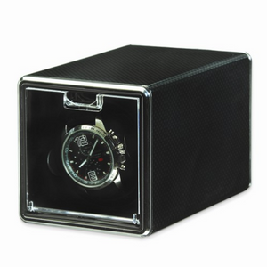 Carbon Fiber Metal Single Watch Winder
