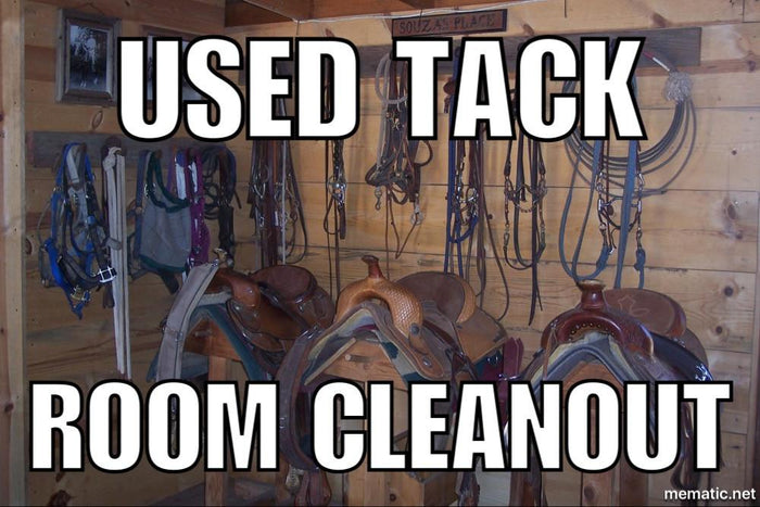 Used Tack For Sale