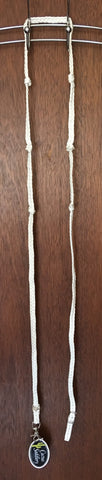 Cactus Saddlery Nylon Knotted Barrel Reins - 8'