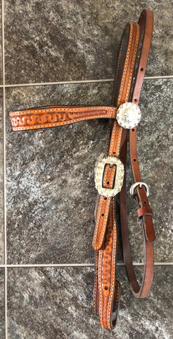 Like new Tan Headstall (Used)