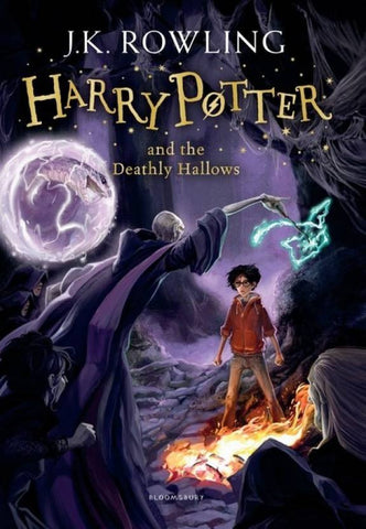 Harry Potter and the Deathly Hallows  (English, Paperback, J. K. Rowling)