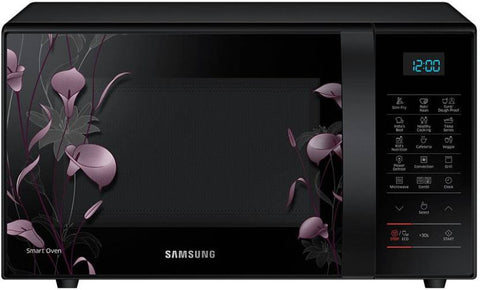 SAMSUNG 21 L Convection Microwave Oven  (CE77JD-LB/TL, Black)