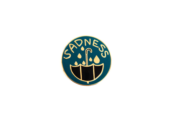 The Sadness Pin