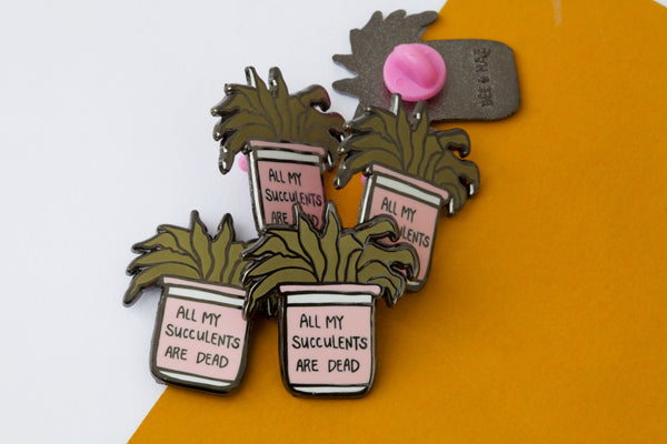 The Succulent Pin