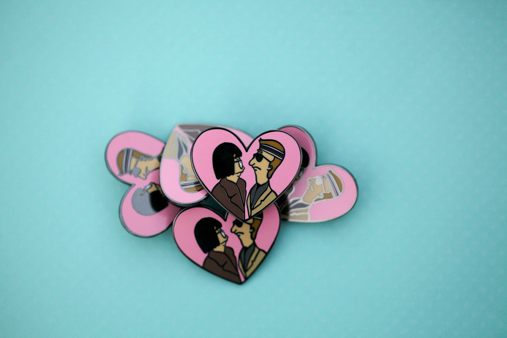 The Strange Love Pin