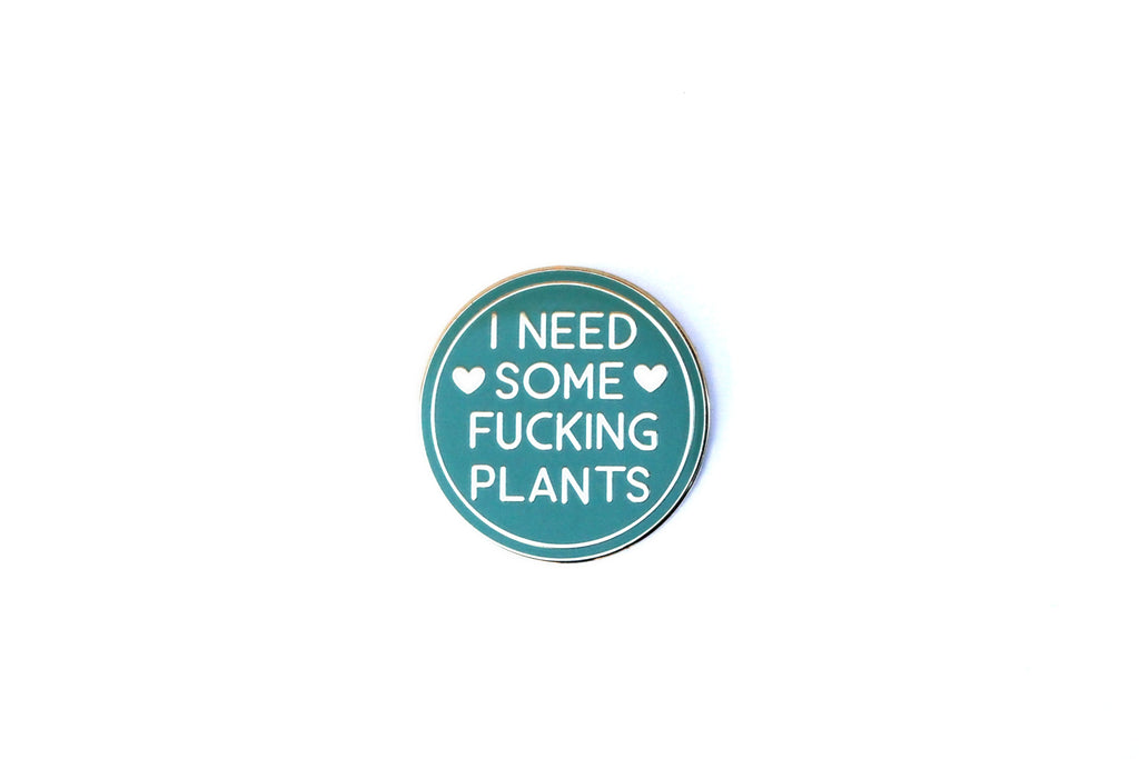 The Plants Needed Pin