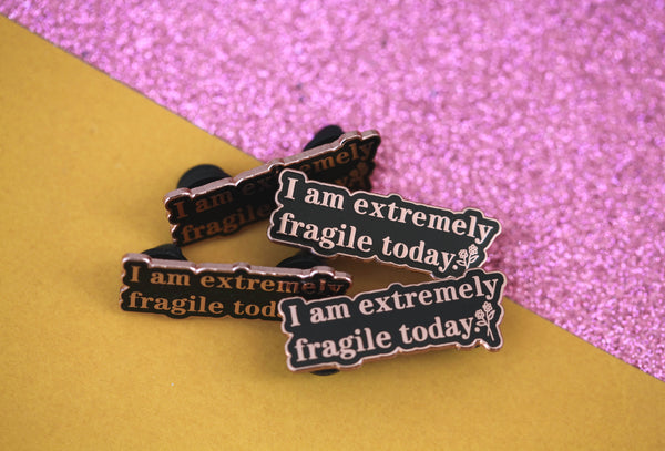 The Fragile Pin