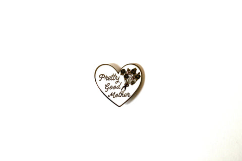 The Pretty Good Mother Floral Pin
