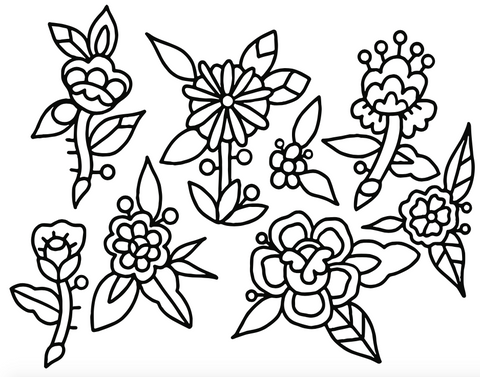 15 Coloring Pages * Digital Download* Print