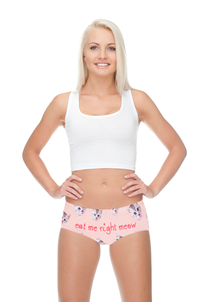 Eat Me RN - Sassypants Fashion Panties