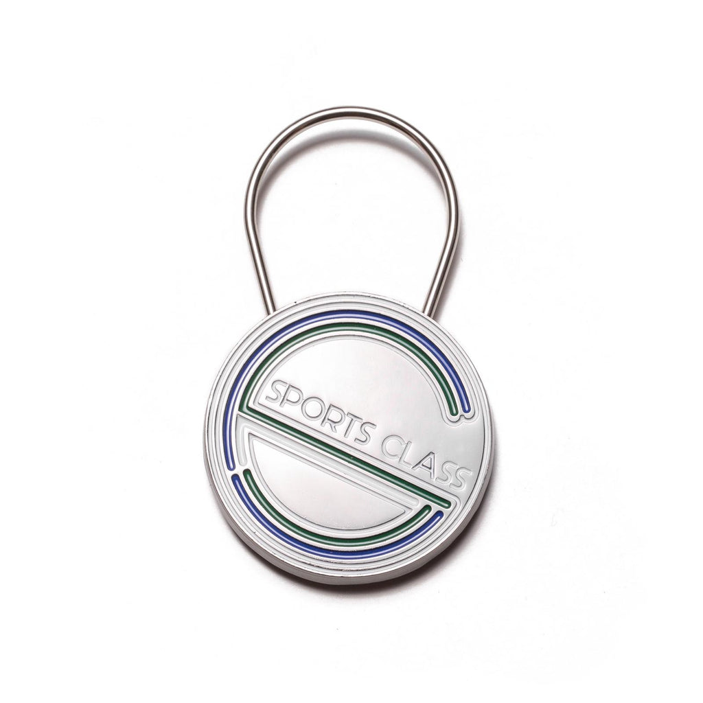 Circle Logo Key Ring