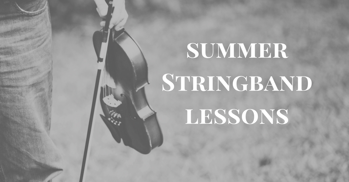 Summer Stringband Lessons (email info@portcityfolkschool.com if interested)