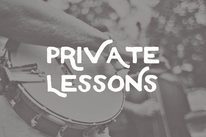 Private Lessons: 4 Lessons (45min)