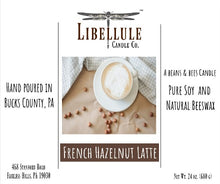 French Hazelnut Latte