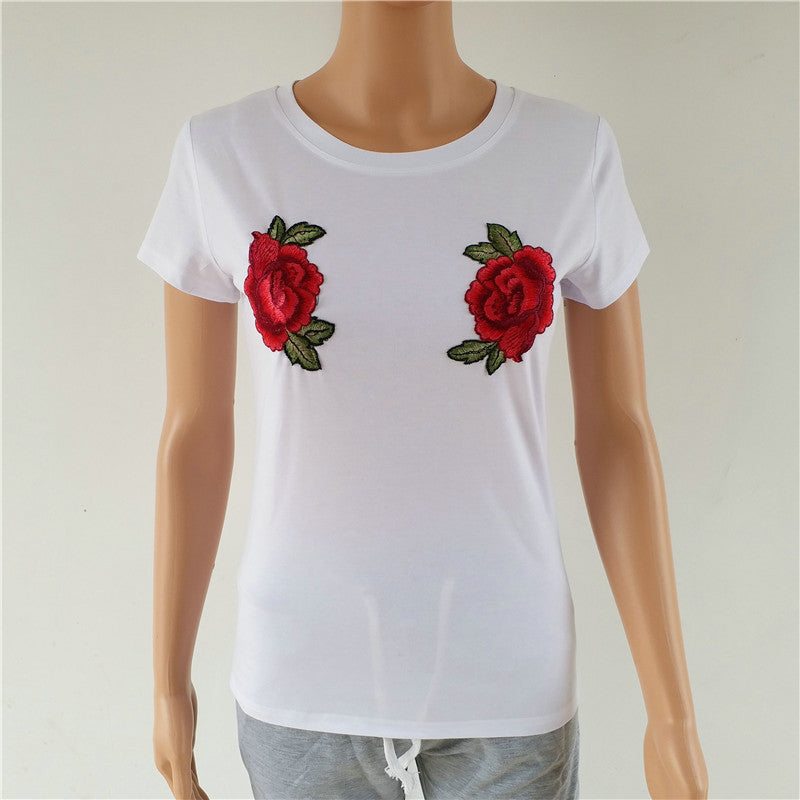 Accept The Rose Collection: Rose Melons T-Shirt
