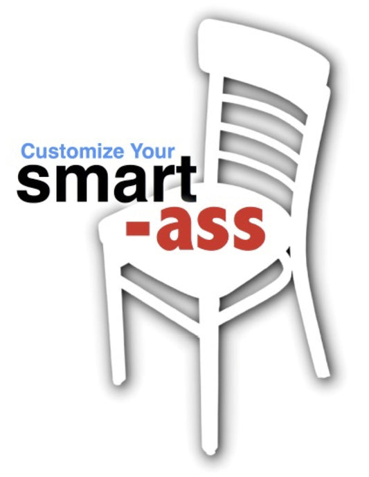 Customize Your Smart Ass Book