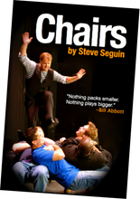 Chairs by Steve Seguin